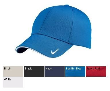 c17fecfe7a8c66 Nike Golf - Dri-FIT Mesh Swoosh Flex Sandwich Cap. (333115) - Caps