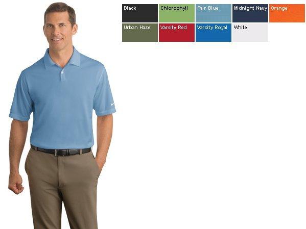 design moderno acquisto genuino gamma completa di articoli Nike Golf - Dri-FIT Pebble Texture Polo. (373749)